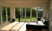 Secure Home With Slide and Fold Doors