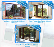 Aluminium Bi-folding Doors for an Exotic Look to your Home