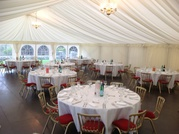 Add style to any party;  hire the right marquee