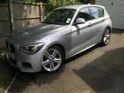 2013 bmw BMW 1 SERIES 125D M