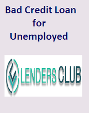 Get Online Bad Credit Loans for Unemployed
