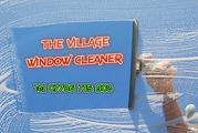 WINDOW CLEANER COVENTRY