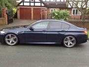 2011 Bmw 1995 cc BMW 520D M5 REPLICA 2011 SE AUTO BLUE HPI CLEAR FU
