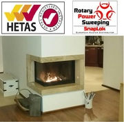 WOOD BURNING STOVE AND FIREPLACE INSTALLATION - Coventry